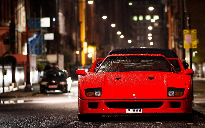 Ferrari F40 2101155 Hd Wallpaper Backgrounds Download