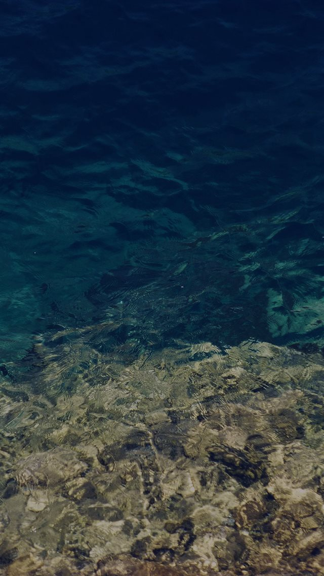 Water Texture Dark Summer Wave Nature Sea Iphone 8 Texture