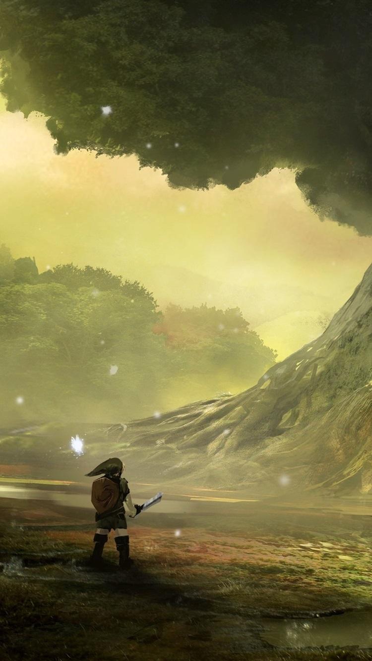 Zelda Ocarina Of Time Art 2103109 Hd Wallpaper Backgrounds