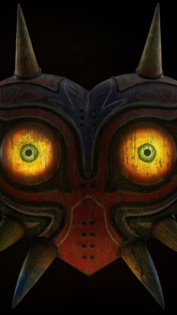 Majora's Mask Theophany , HD Wallpaper & Backgrounds