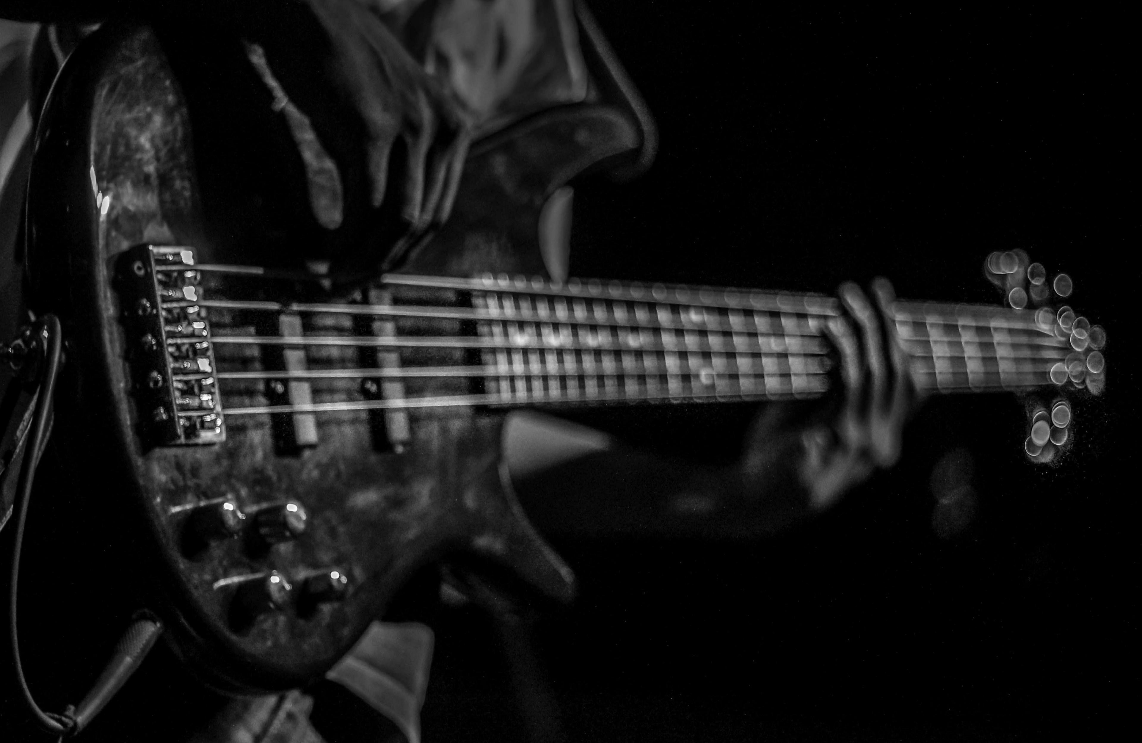 3840x2498 Band Bass Death And Metal Hd 4k Wallpaper Bass Guitar Wallpaper 4k 2103936 Hd Wallpaper Backgrounds Download
