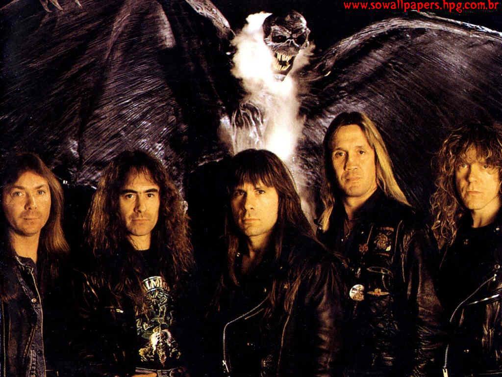Iron Maiden Band Fear Of The Dark 2104410 Hd Wallpaper
