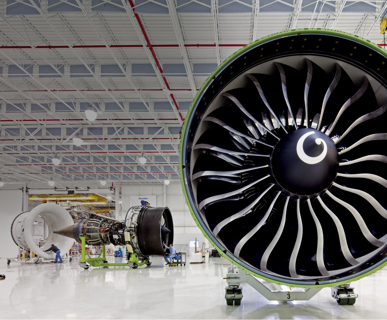 Ge 90 115b Turbofan Engine World Record Ge Engines 2105954 Hd Wallpaper Backgrounds Download