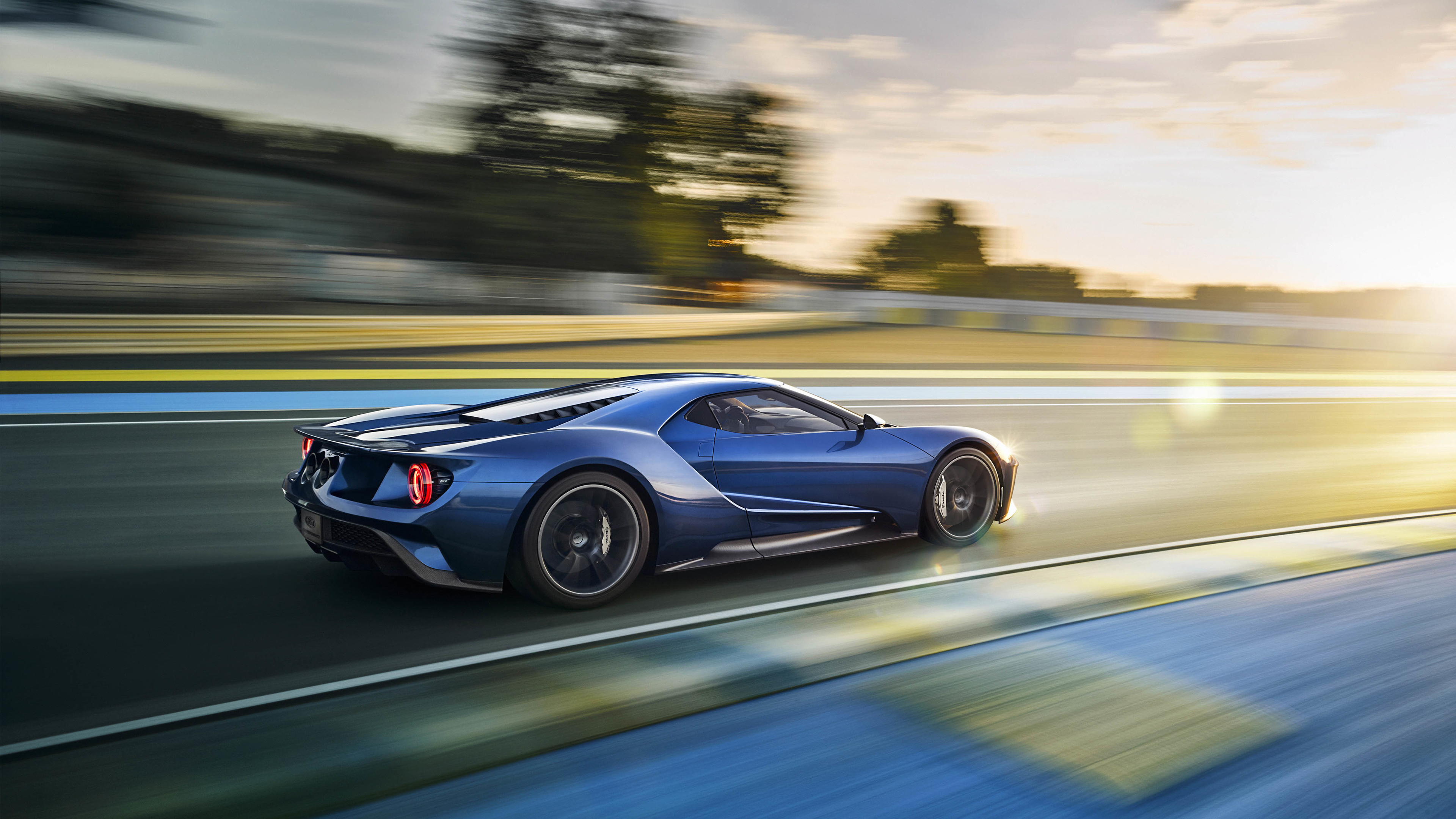 2017 Ford Gt 4k Wallpaper Hd Car Wallpapers 4k Ford Gt