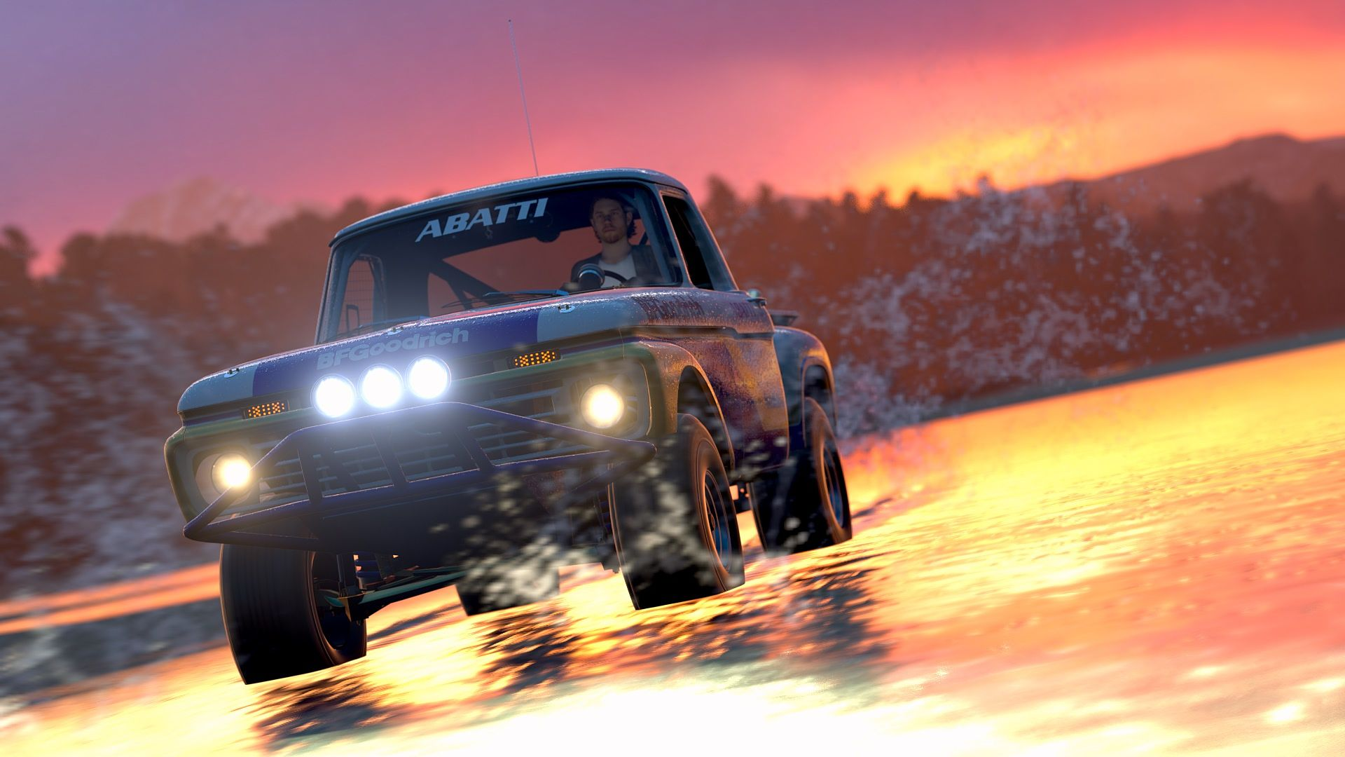 You 1966 Ford F 100 Flareside Abatti Racing Trophy Truck 2107572 Hd Wallpaper Backgrounds Download