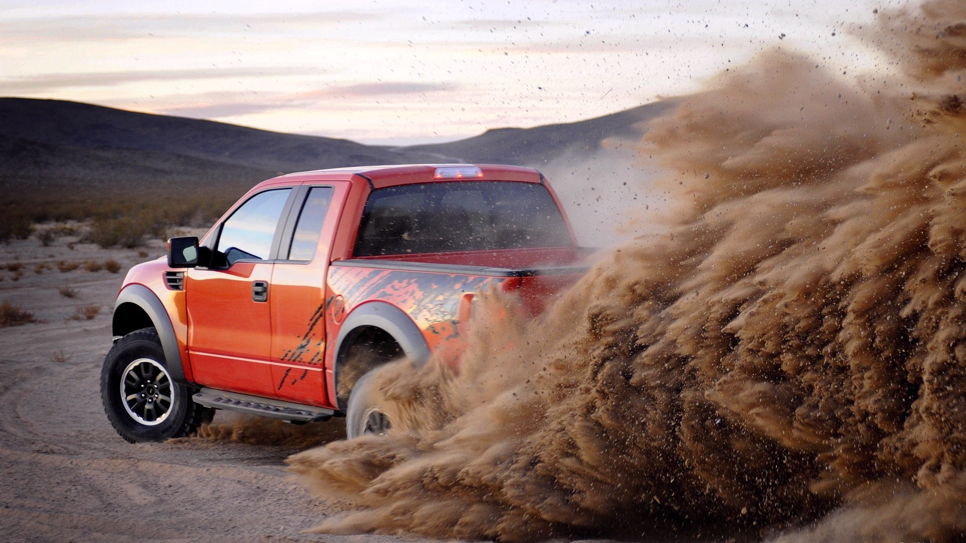 Wallpaper Ford F 150 Svt Raptor 2109106 Hd Wallpaper Backgrounds Download