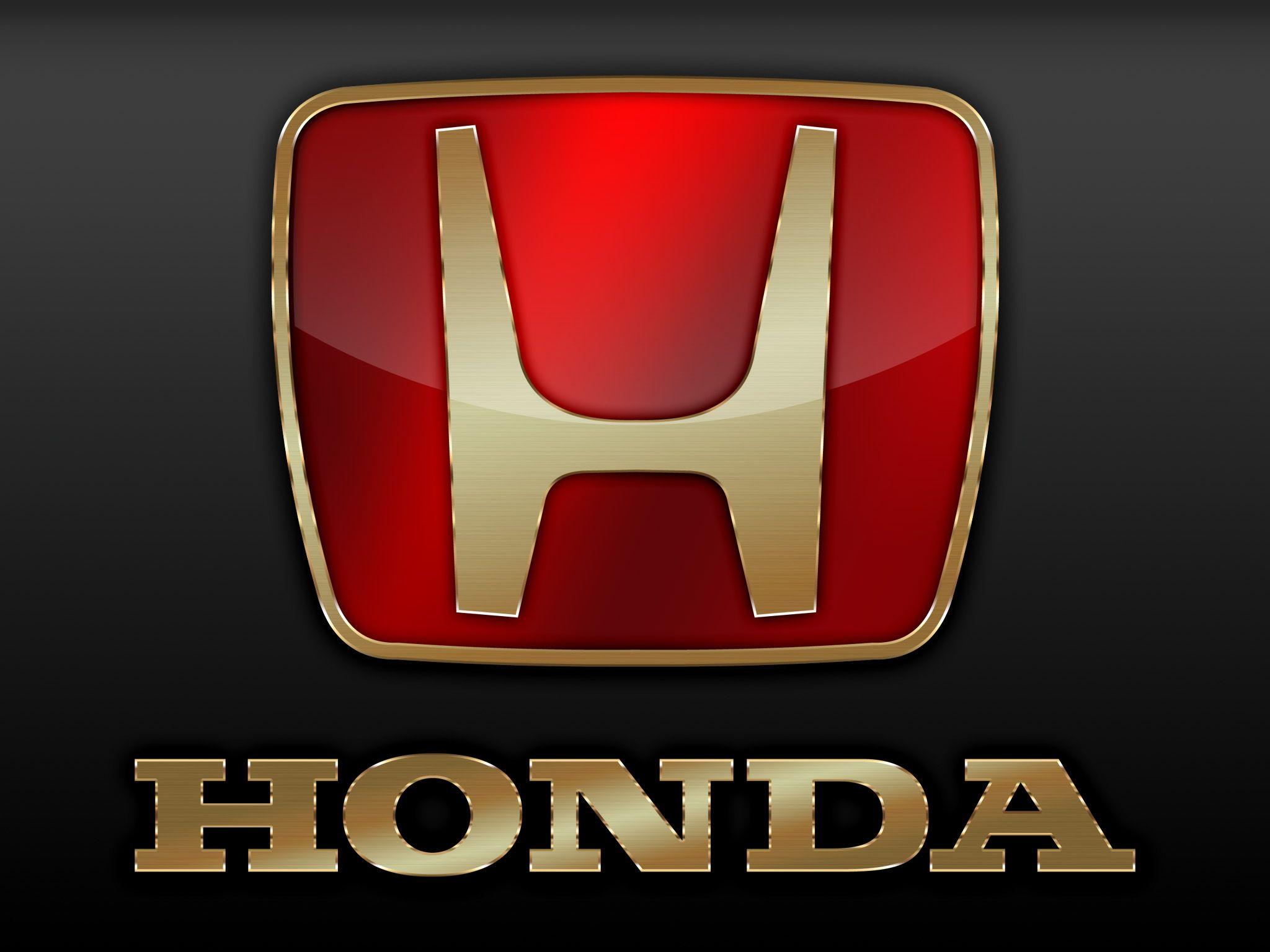 Honda Emblem Logo Wallpaper Honda Wallpaper Hd 2112600