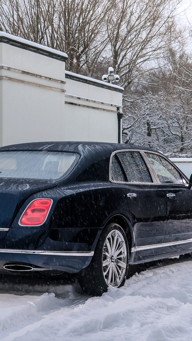 Download Iphone 5, Iphone 5s, Iphone 5c, Ipod Touch - Bentley Mulsanne Next Generation , HD Wallpaper & Backgrounds