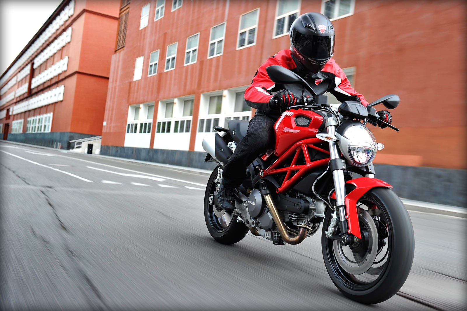 View Full Size - 2012 Ducati Monster 795 , HD Wallpaper & Backgrounds