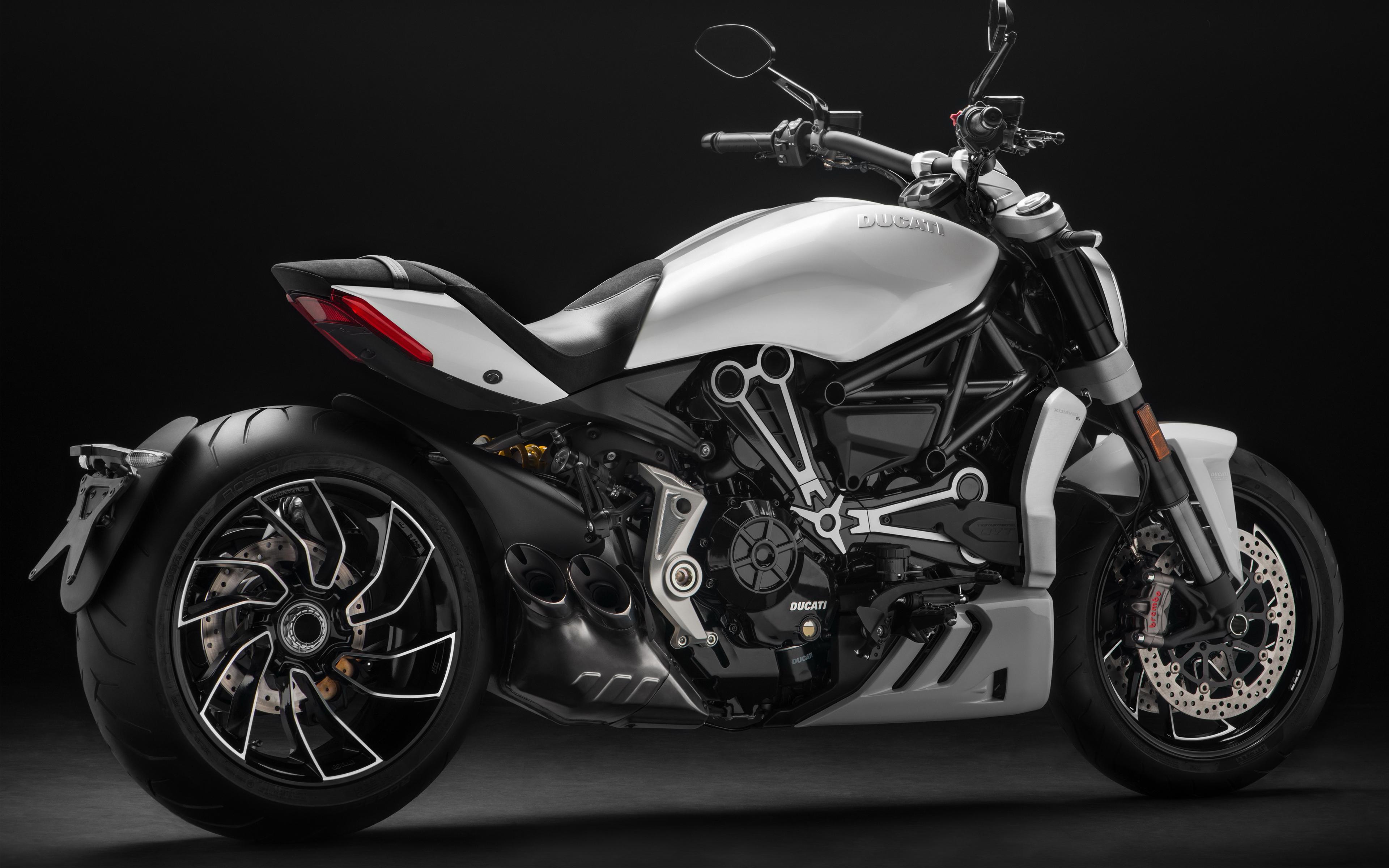 Ducati Xdiavel S 2018 4k - Ducati Xdiavel S 2019 Price In India , HD Wallpaper & Backgrounds