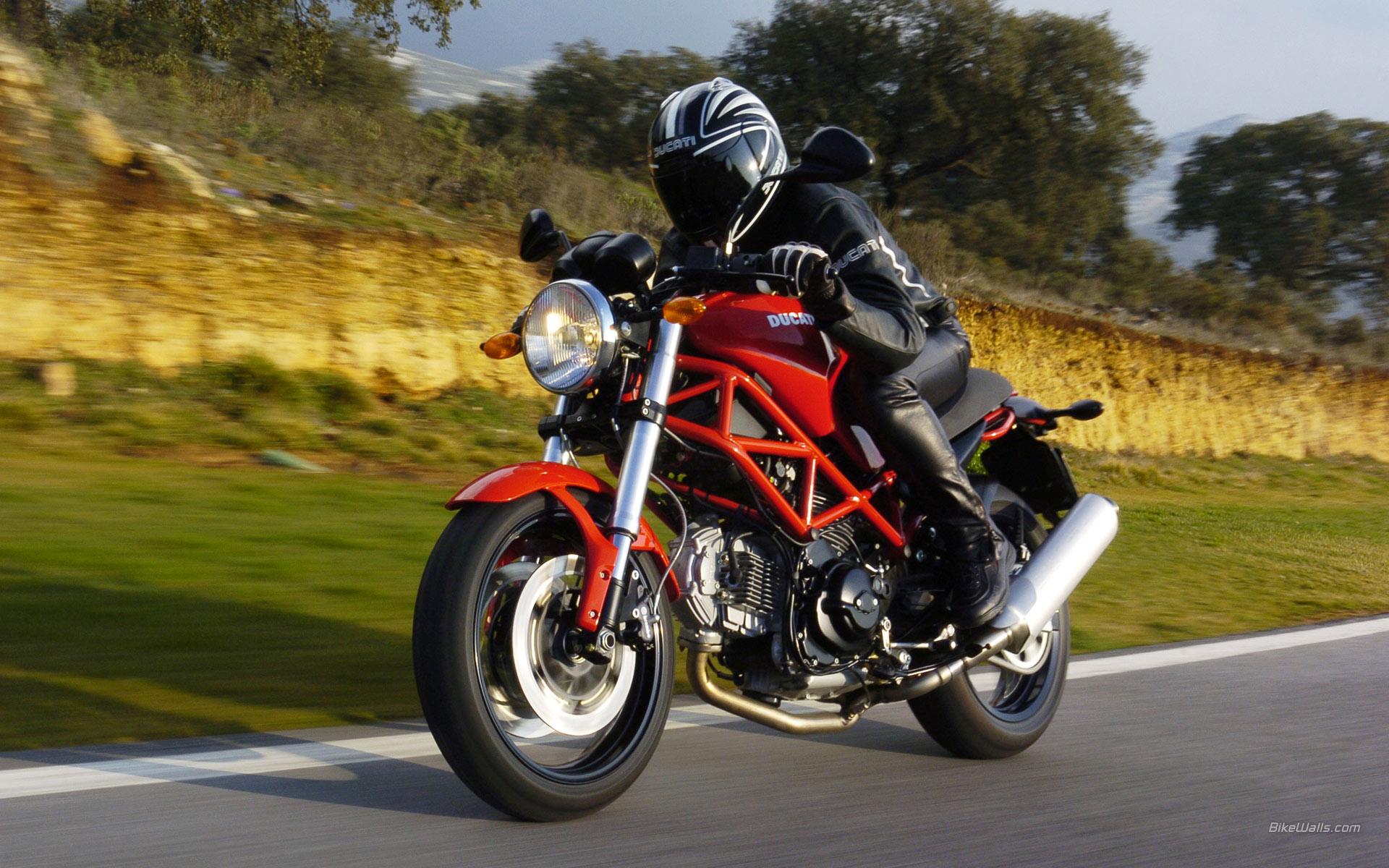 Ducati 1098 Racing Motorcycle Stunt Performer Ducati