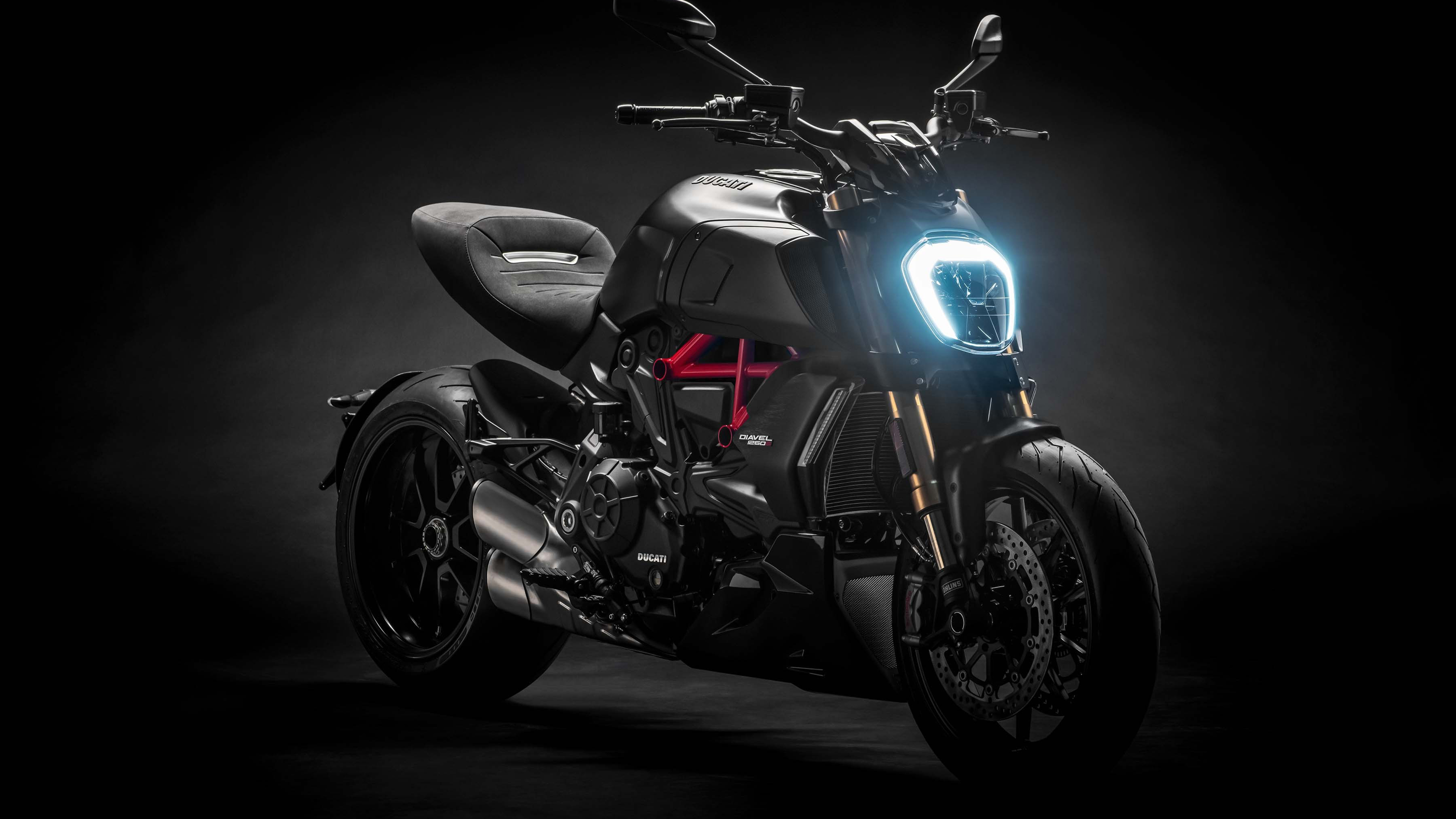 2019 Ducati Diavel 1260 S 4k Wallpapers - Ducati Diavel 1260 S 2019 , HD Wallpaper & Backgrounds