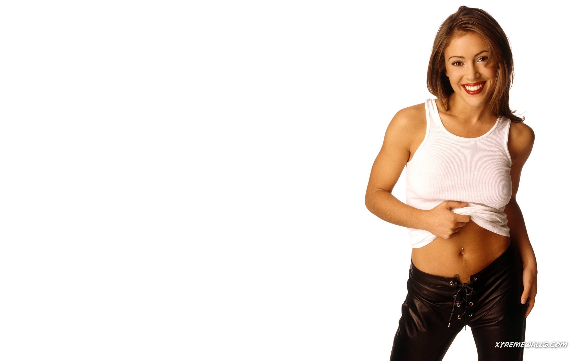 Body Body Full Body Alyssa Milano , HD Wallpaper & Backgrounds