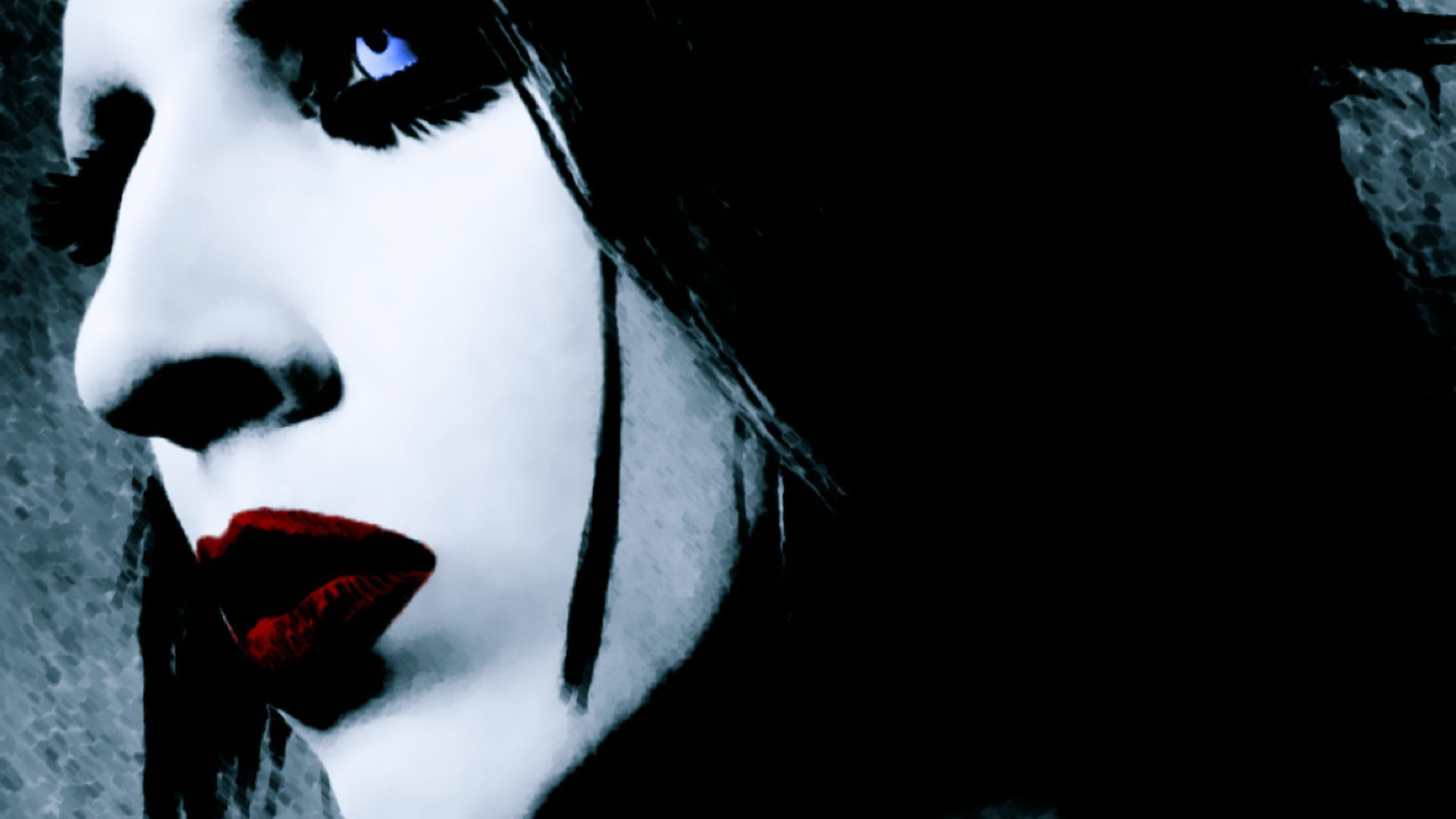Hd Quality Marilyn Manson Wallpaper Widescreen 9 Music