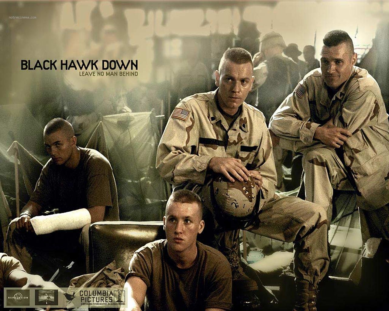 when was black hawk down