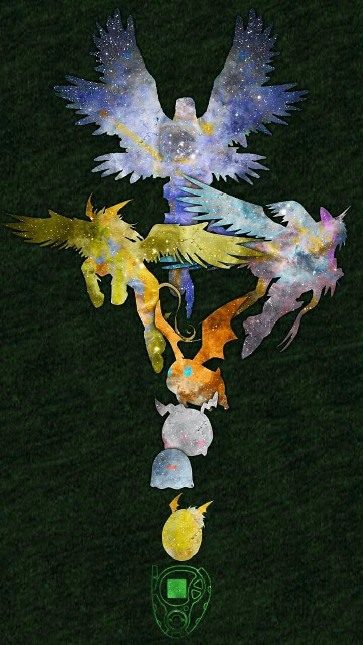 Patamon Digiegg Hope Digimon Wallpaper Digimon Adventure