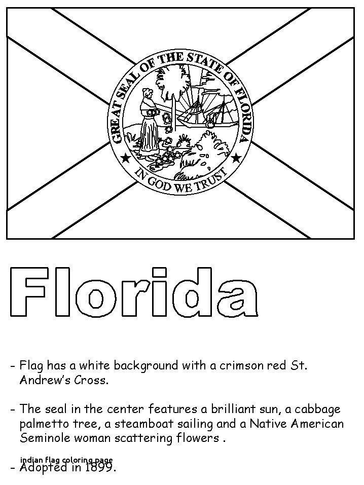 Haiti Flag Coloring Page Best Of Lovely Flags Different - Florida State Flag Coloring Page , HD Wallpaper & Backgrounds
