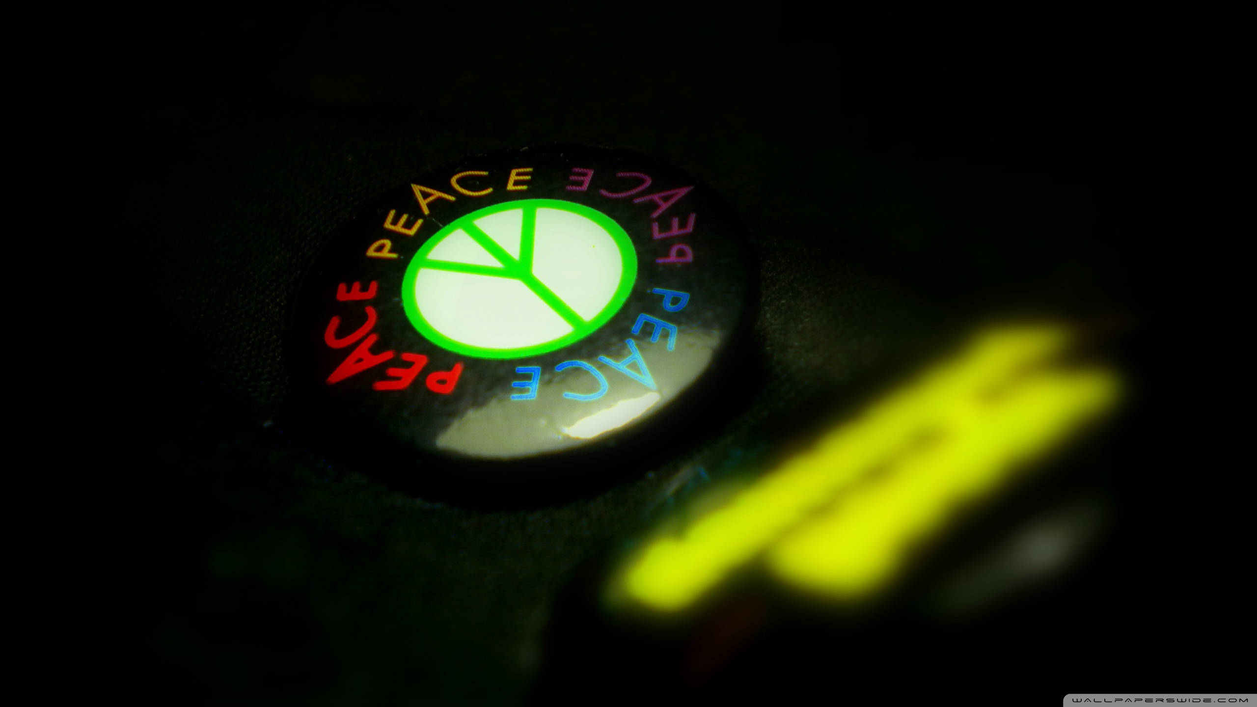 Standard - Peace Logo Hd 1080p , HD Wallpaper & Backgrounds