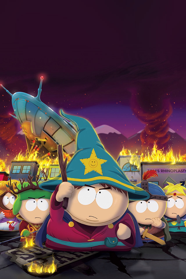 Video Wallpaper Iphone South Park The Stick Of Truth