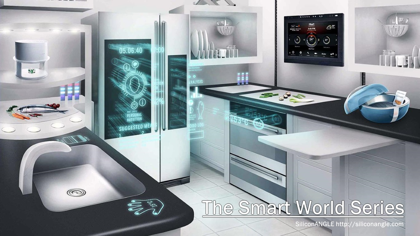 What You Missed In The Smart World - Technological Advances In Interior Design , HD Wallpaper & Backgrounds