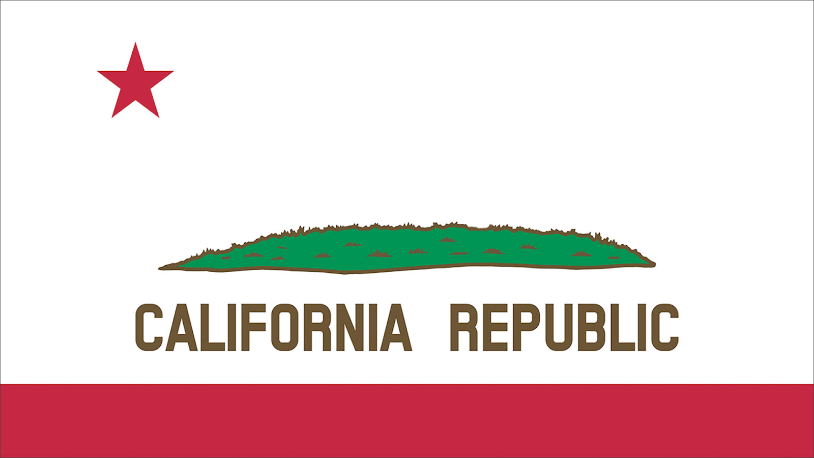 No Grizzly California Flag American Crocodile 2140108 Hd Wallpaper Backgrounds Download