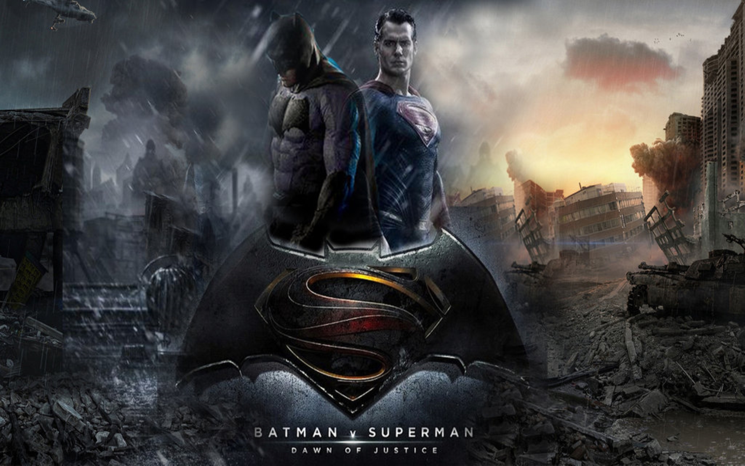 Batman Vs Superman Wallpaper Hd 603954 Batman Vs Superman