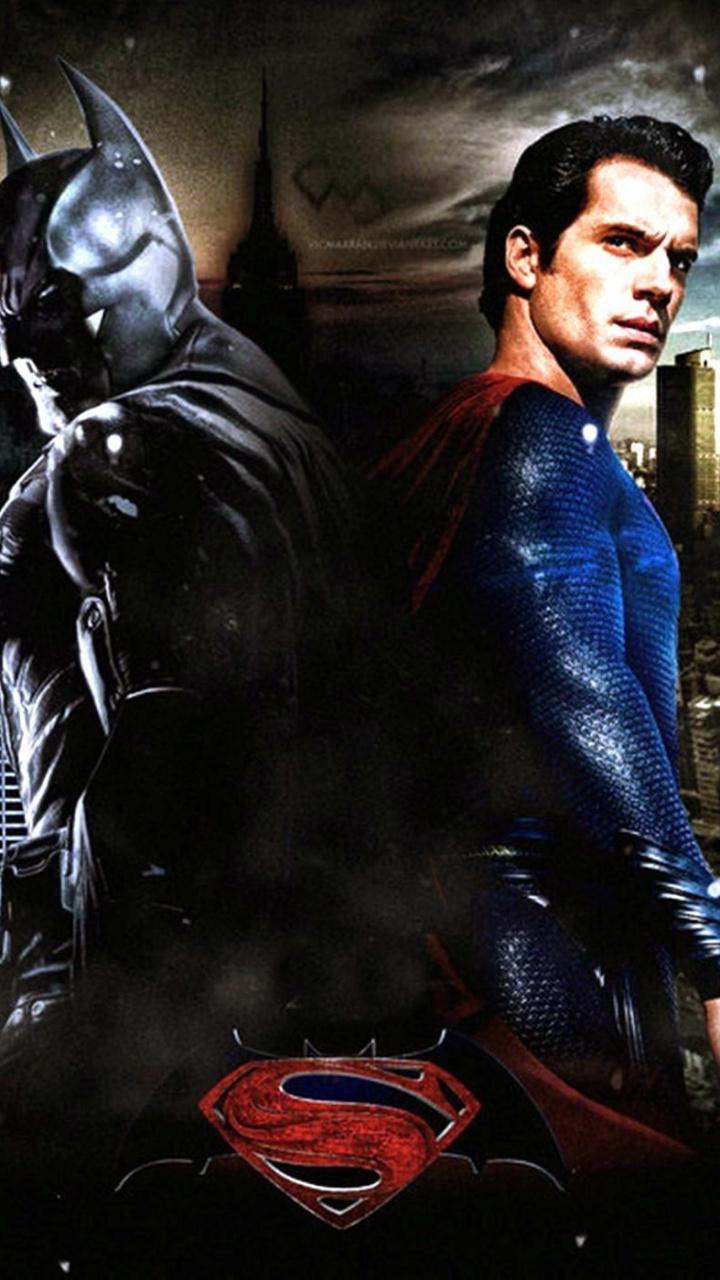 Superman Batman V Superman Dawn Of Justice Film 超人 大战