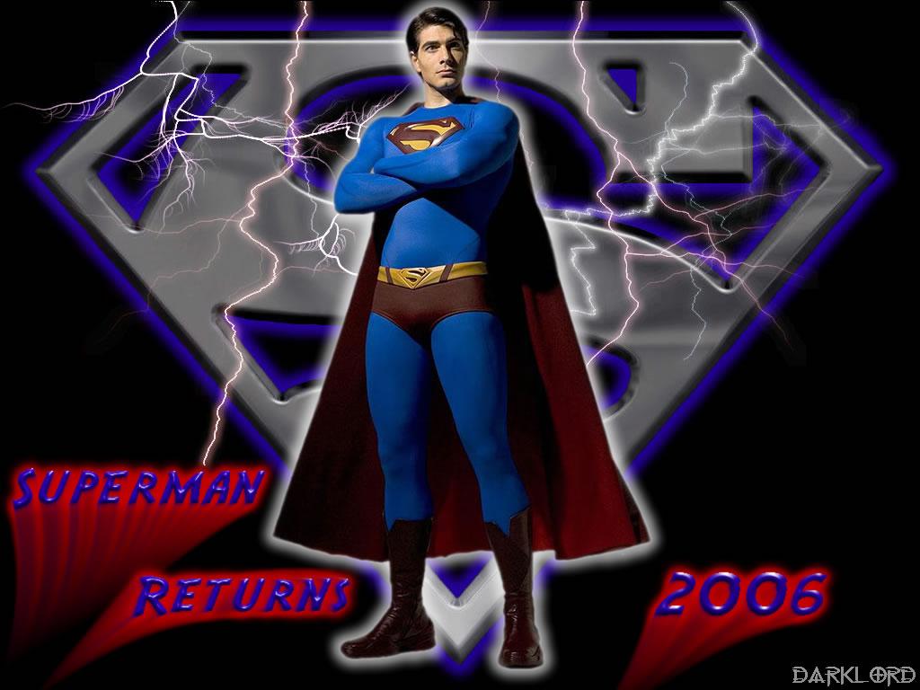 Superman Returns Wallpaper Download Gambar Superman Return