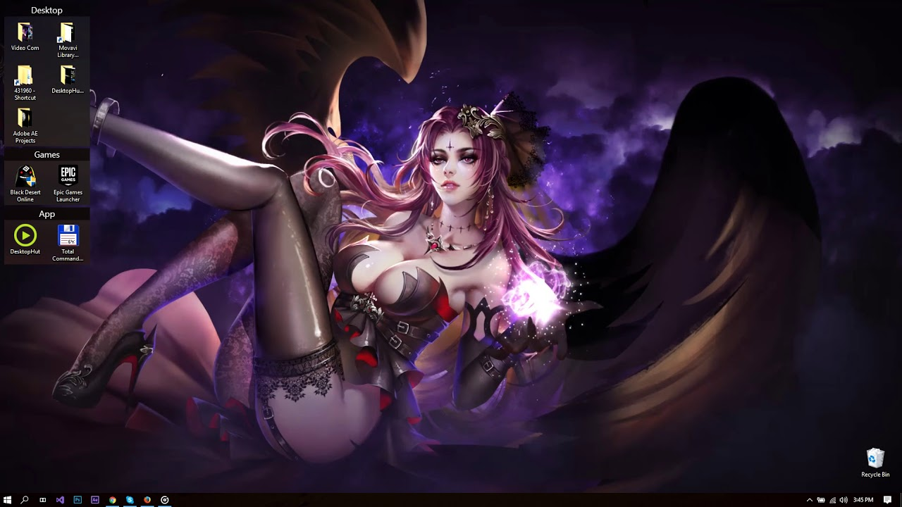 League Of Angels Hd Wallpapers League Of Angels 3