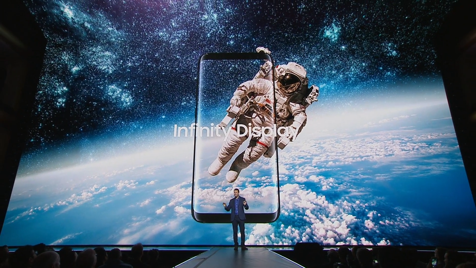 The Move To Larger Screens Is To Samsung's Advantage, - Samsung Galaxy Note 8 Infinity Display , HD Wallpaper & Backgrounds