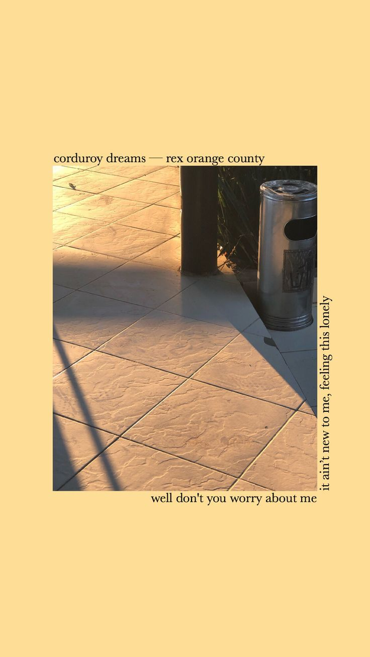 Vision Boards For Kids - Rex Orange County Lyrics , HD Wallpaper & Backgrounds