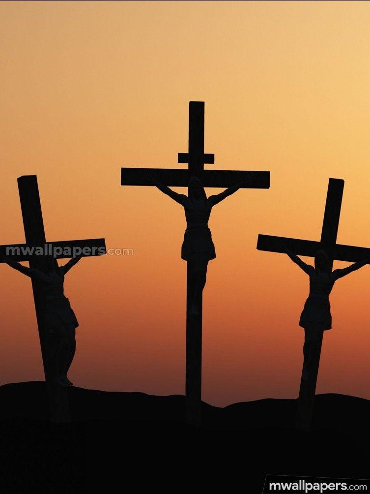 Christian Hd Wallpapers 1080p - Jesus Christ Cross Hd , HD Wallpaper & Backgrounds