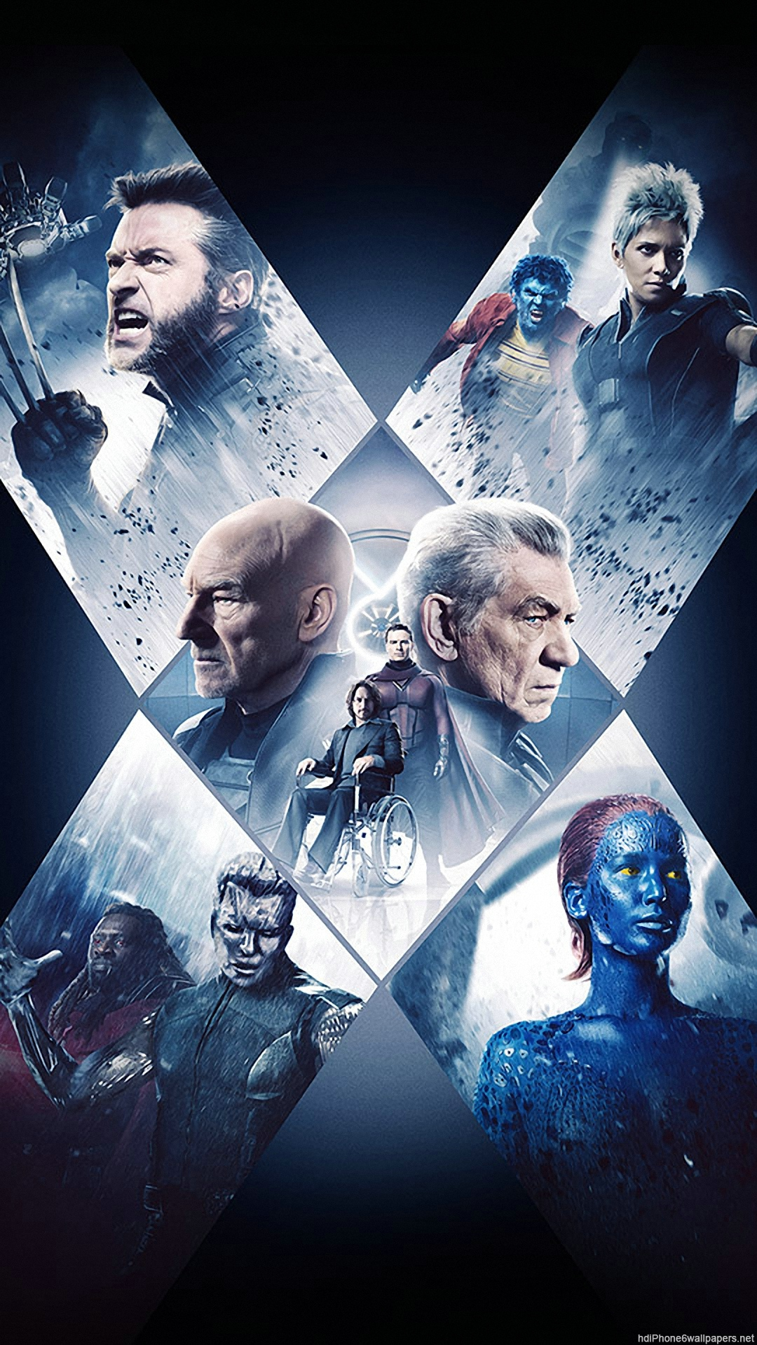 X Men Days Of Future Past Movie Poster 2153081 Hd Wallpaper