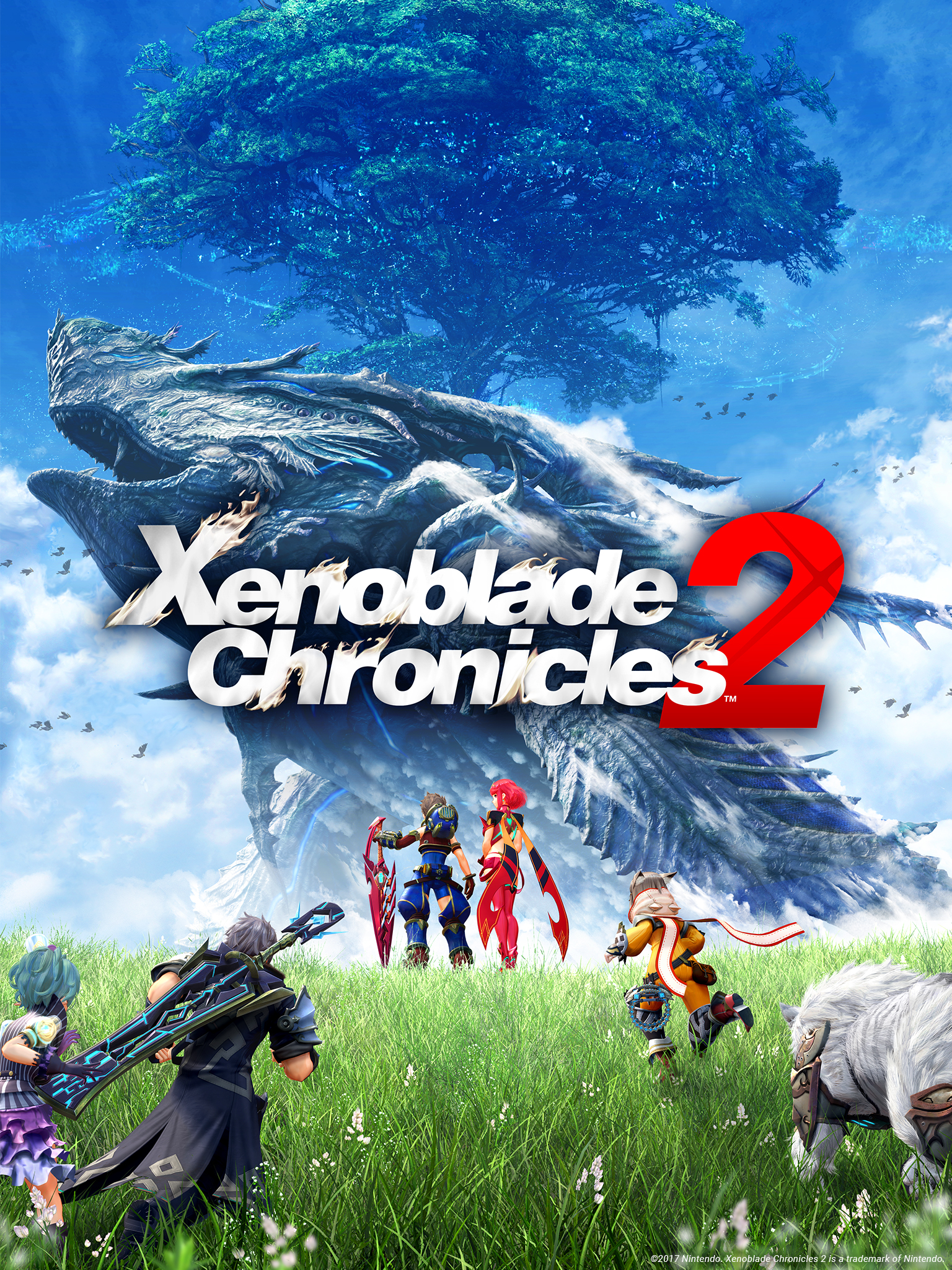 Wallpaper Ending Xenoblade Chronicle 2 2159501 Hd Wallpaper