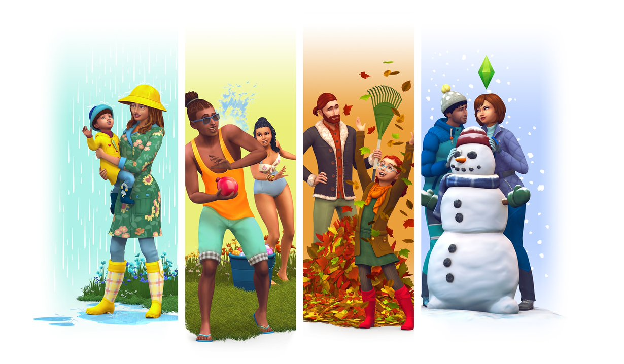 The Sims 2160137 Hd Wallpaper Backgrounds Download