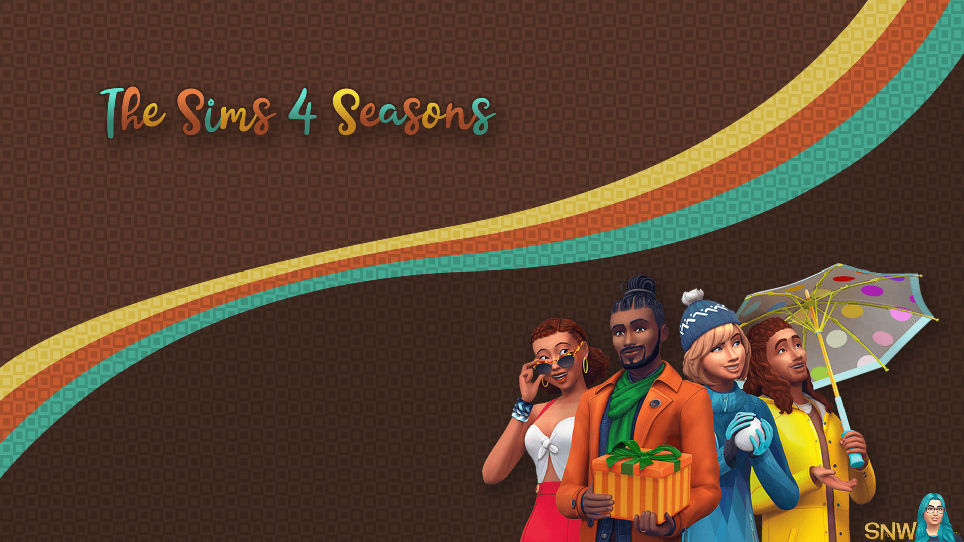 The Sims 4 Seasons Game Official Desktop Wallpaper 2160423 Hd
