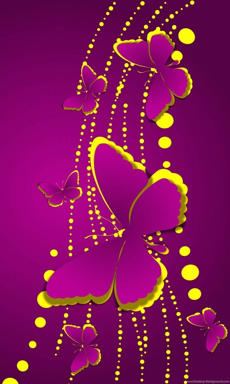 Z Wallpapers Nokia Lumia Blackberry Z10 Butterfly Abstract - Walpepar A To Z , HD Wallpaper & Backgrounds