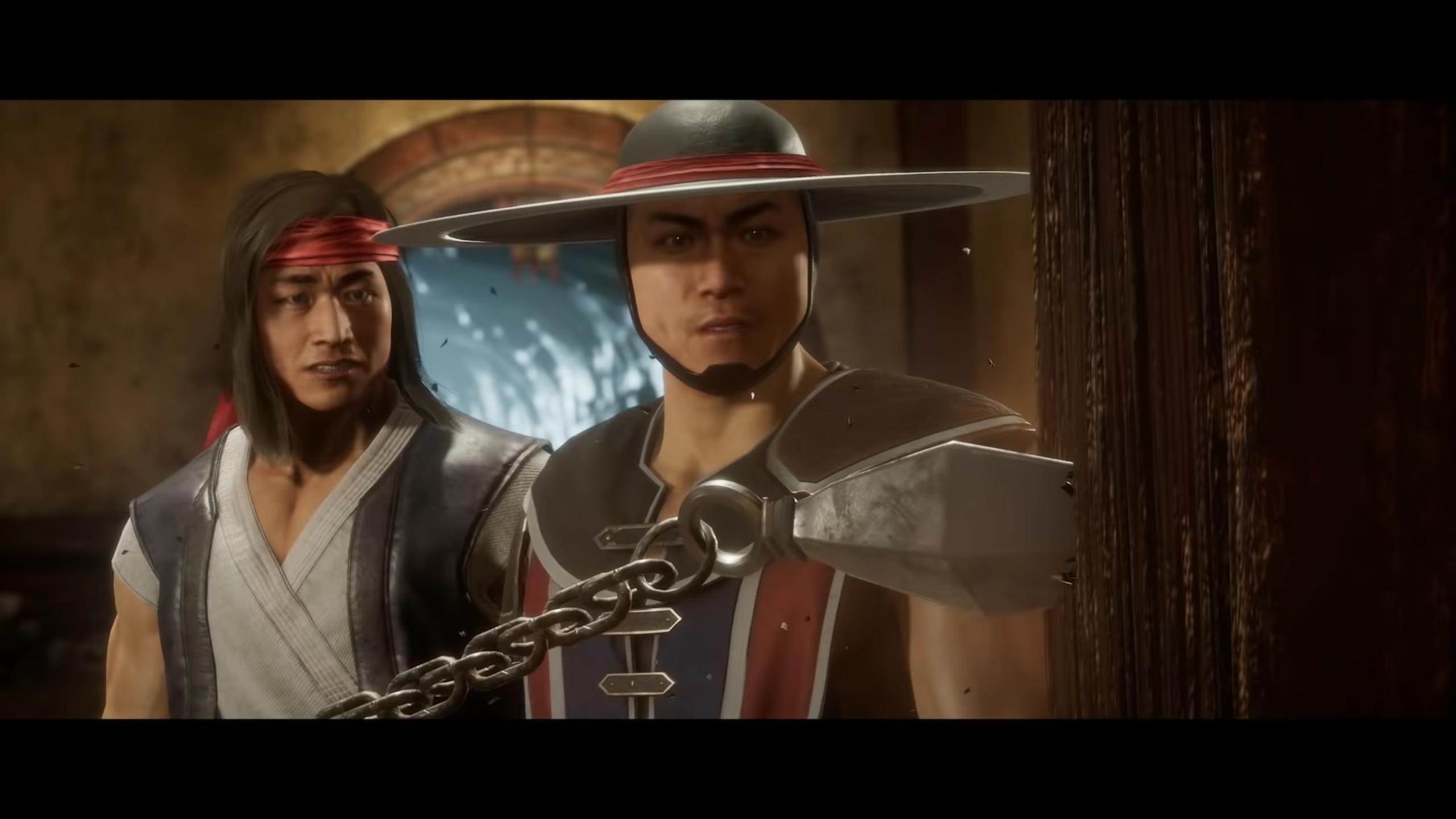 Https Vignette Wikia Nocookie Net Mkwikia Images Liu Kang Mortal Kombat 11 2165113 Hd Wallpaper Backgrounds Download