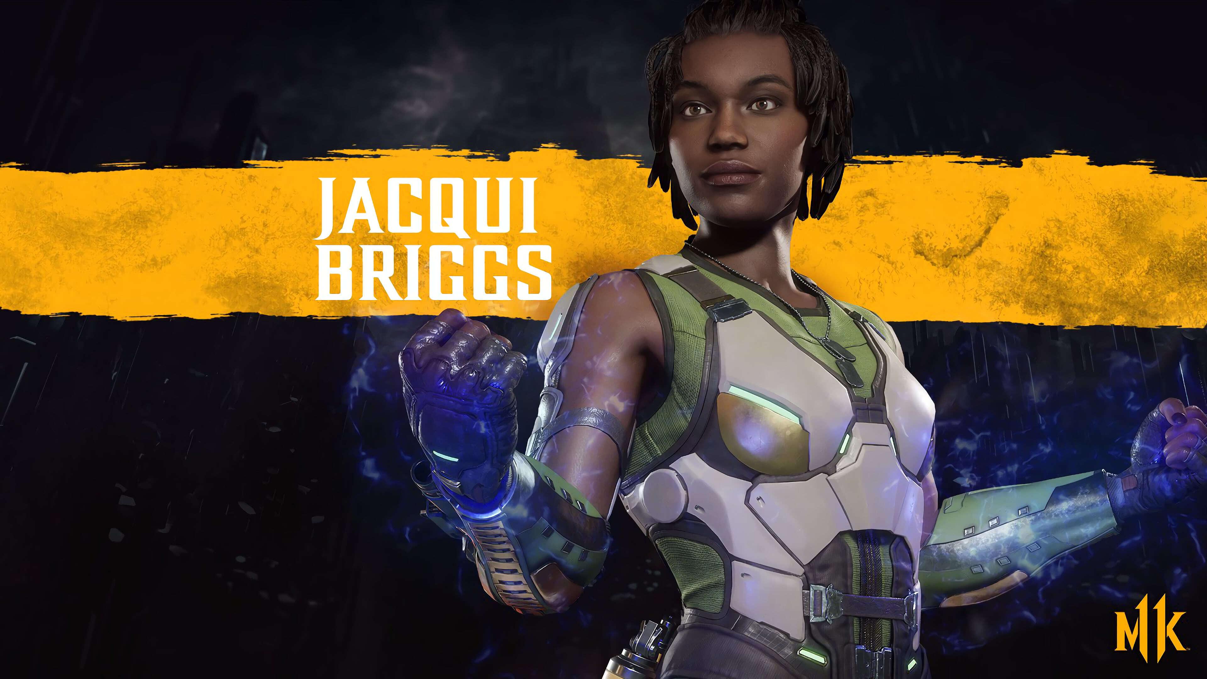 17 Mortal Kombat 11 Jacqui Briggs 2165286 Hd