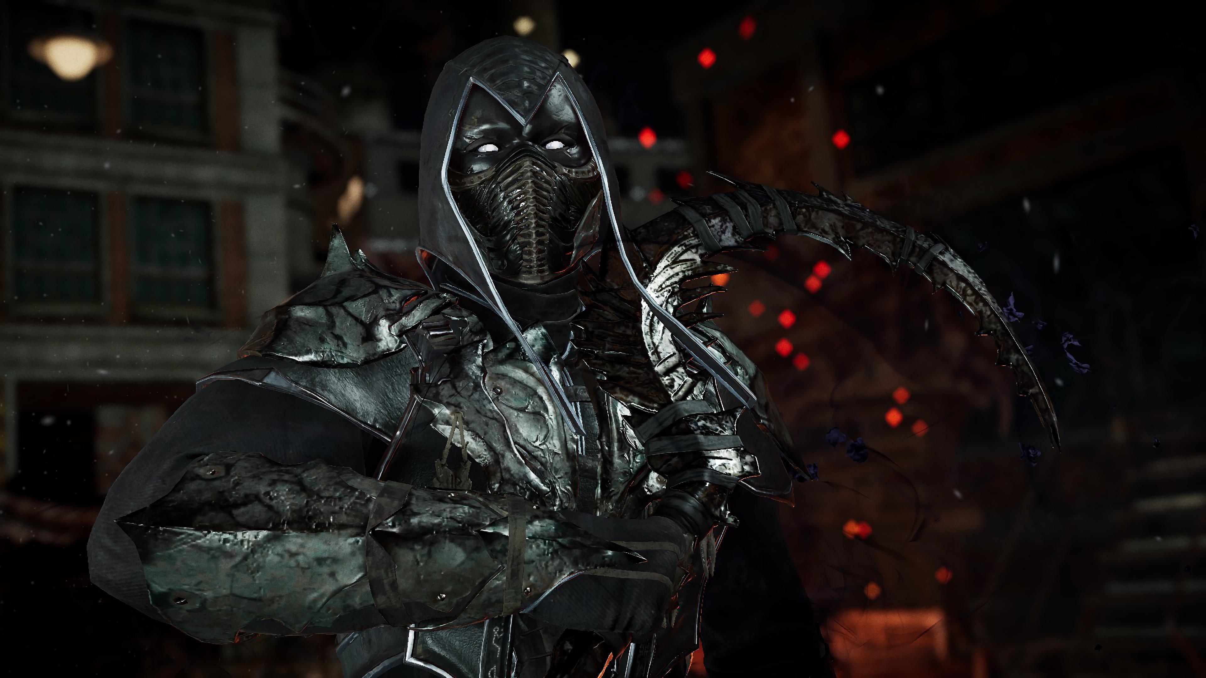 4k Mortal Kombat 11 Noob Saibot 2165359 Hd Wallpaper