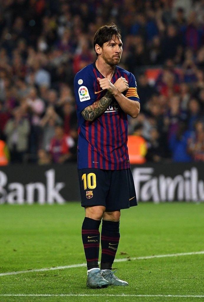 Discover Ideas About Fc Barcelona - Lionel Messi Vs Sevilla 2019 , HD Wallpaper & Backgrounds