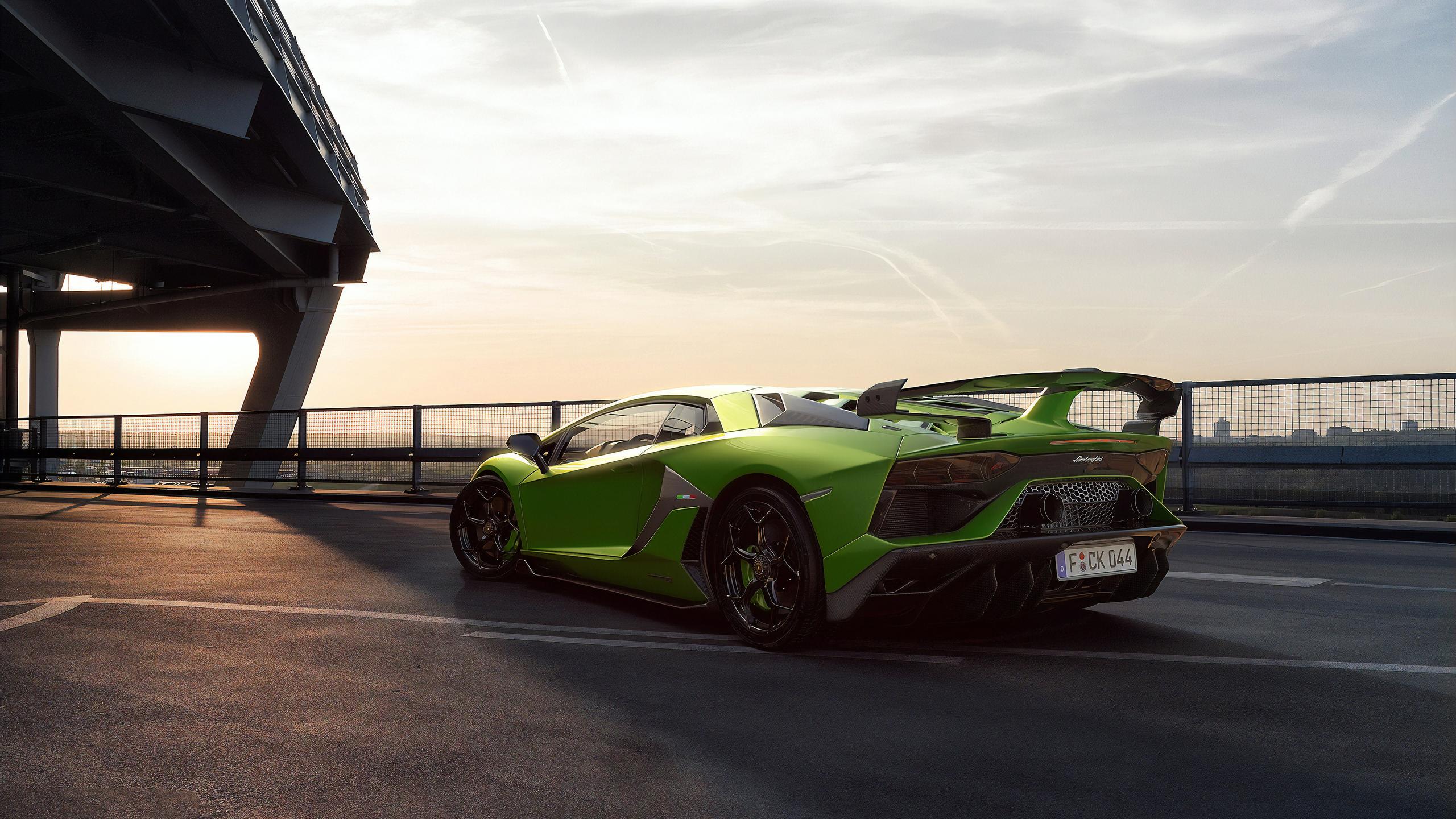 2019 Lamborghini Aventardor Svj 4k 1440p Resolution