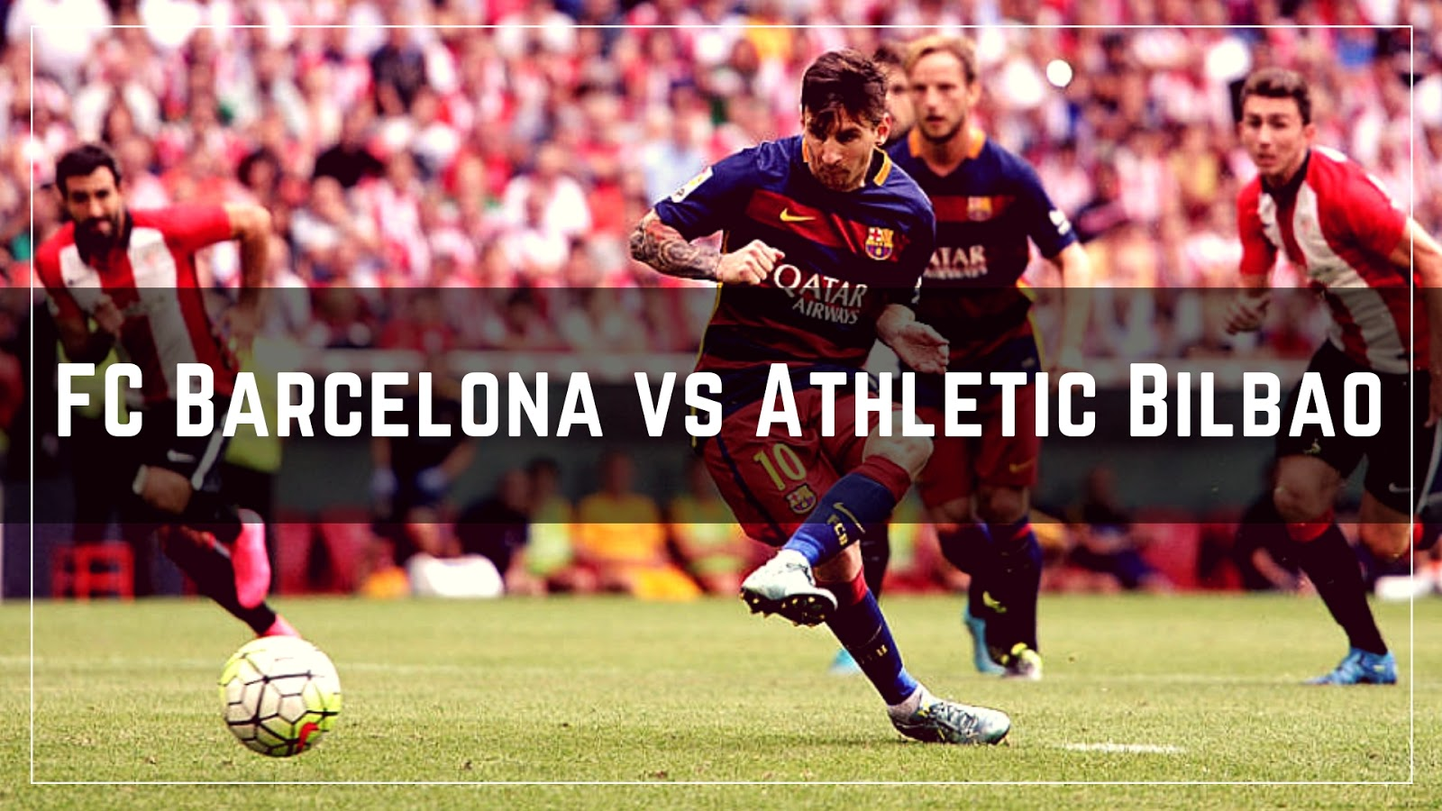 Lionel Messi Scoring Against Athletic Bilbao - Barcelona Vs Athletic Bilbao H2h , HD Wallpaper & Backgrounds