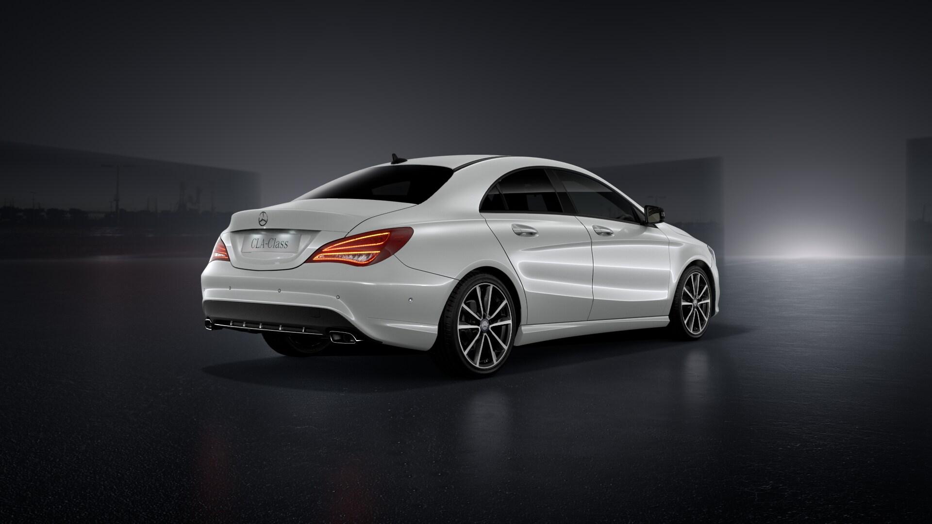 2014 Mercedes Benz Cla 45 Amg Mercedes Cla 200 Amg