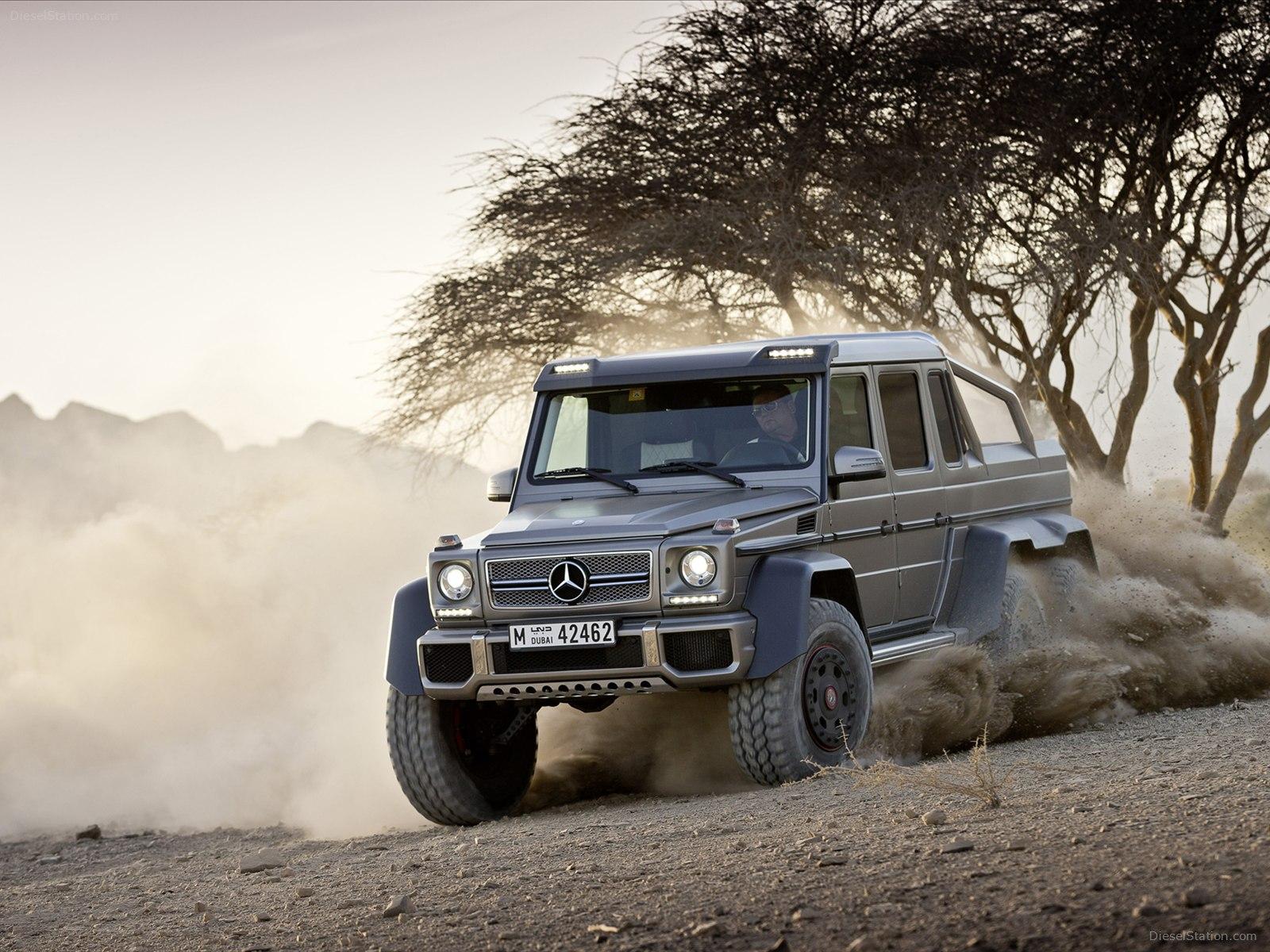 Arham Kaiser Mercedes Benz G63 Amg 6x6 Price