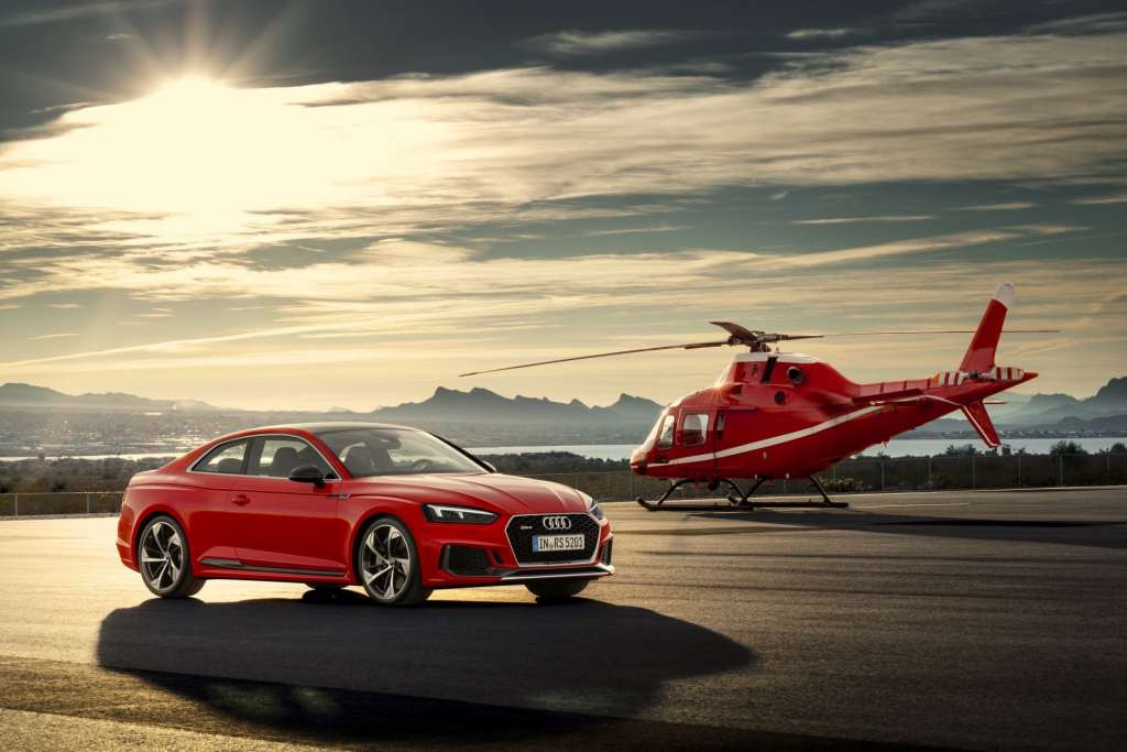 Audi Rs5 Coupe 13 2018 Audi Rs5 2170236 Hd Wallpaper Backgrounds Download
