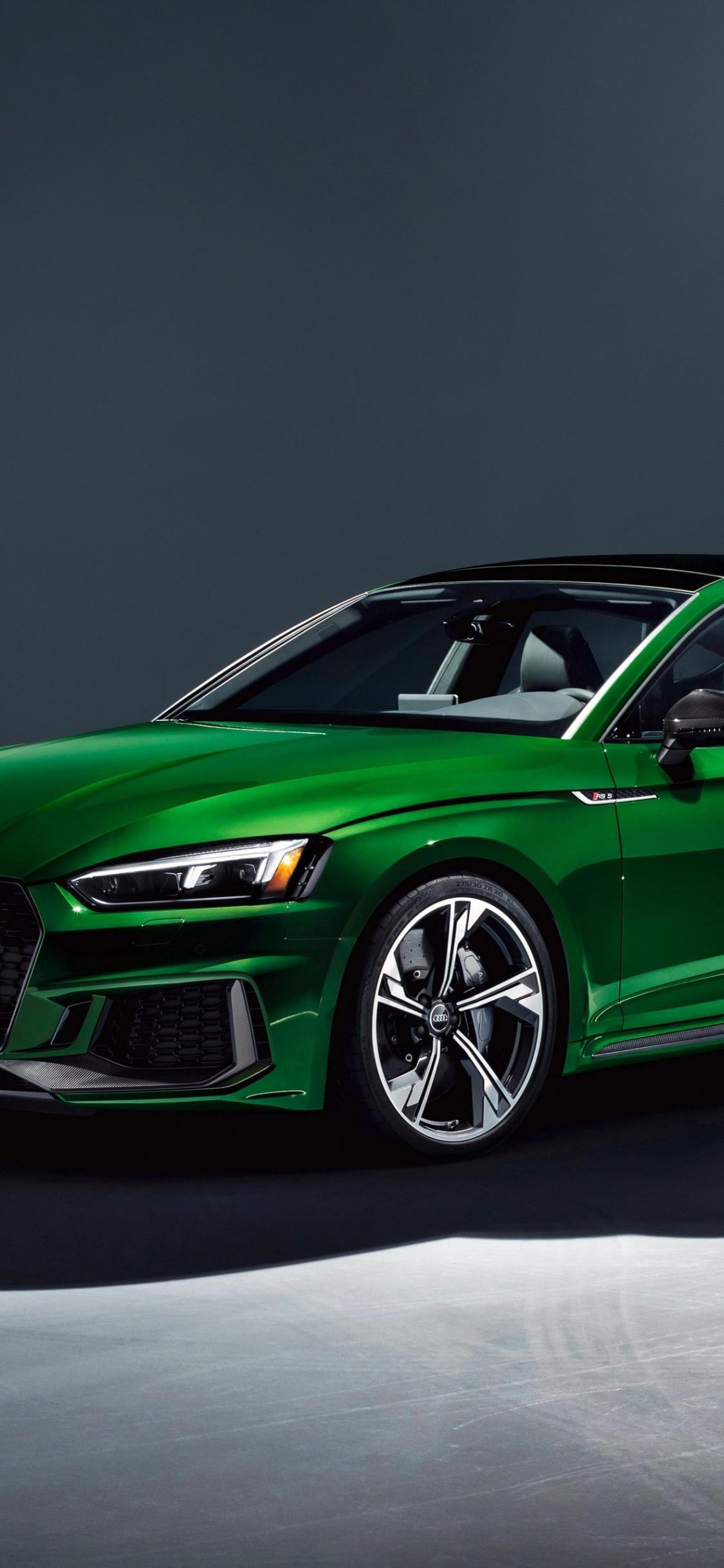 2019 Audi Rs5 Sportback Green Car Wallpaper 2019 Audi Rs5 2170333 Hd Wallpaper Backgrounds Download