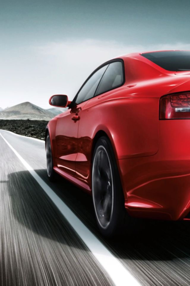 Audi Rs5 Back Side Iphone Wallpaper - Car Hd Wallpapers 1080p For Mobile , HD Wallpaper & Backgrounds