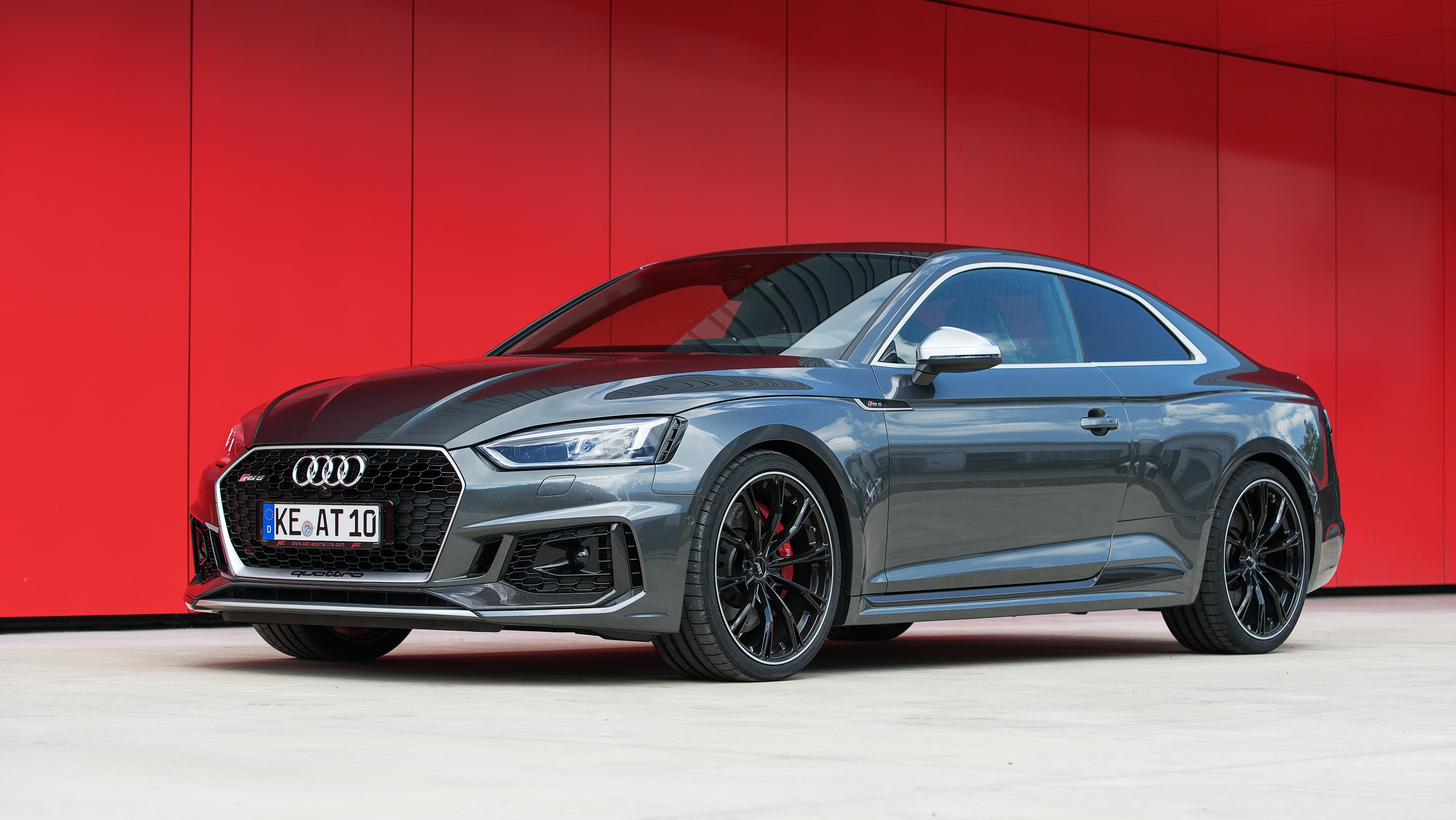 2018 Audi Rs5 By Abt Sportsline Pictures Photos Wallpapers