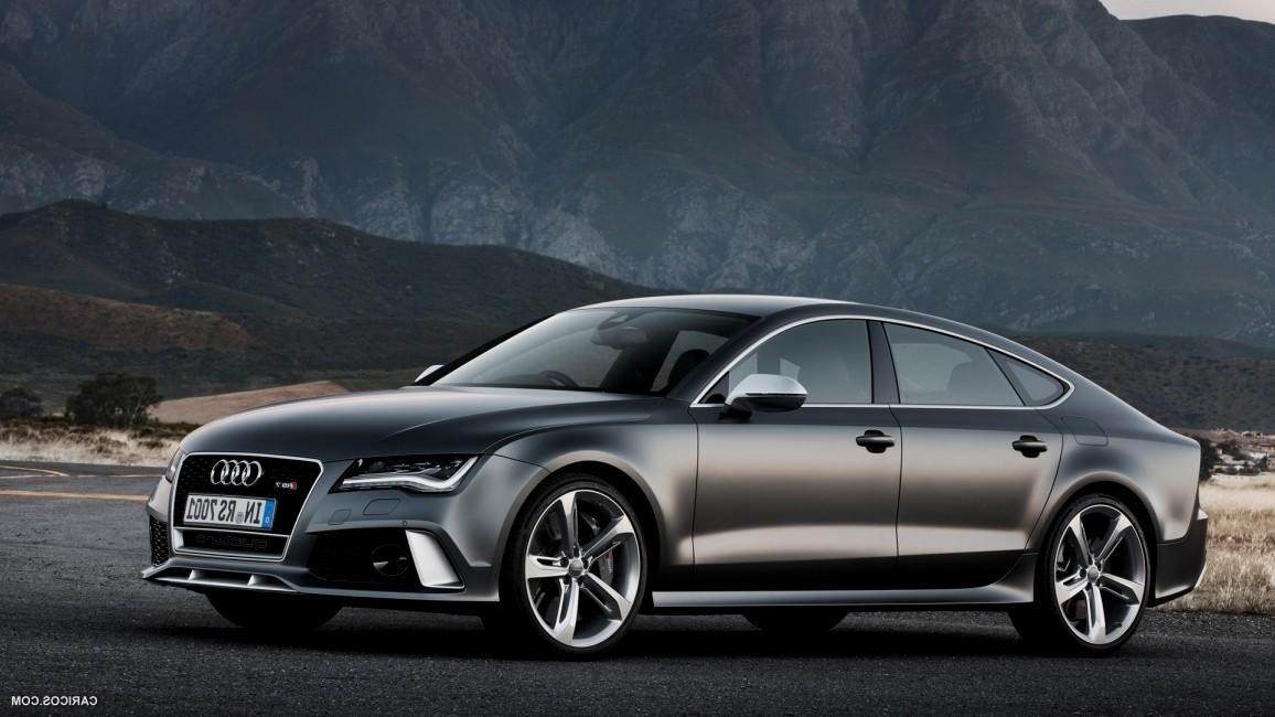 Audi Rs7 Matte Grey Audi A7 2170825 Hd Wallpaper